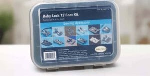 Baby Lock 12 Foot Kit - BL