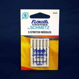 Floriani Chrome Stretch Needles Size 90/14 (9435)