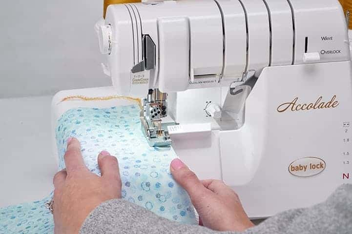 Baby Lock Accolade Serger - Looper Drive System