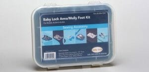 Baby Lock Anna/Molly Foot Kit - BL30A-FEET