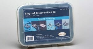 Baby Lock Creative Foot Kit - BLC-FEET