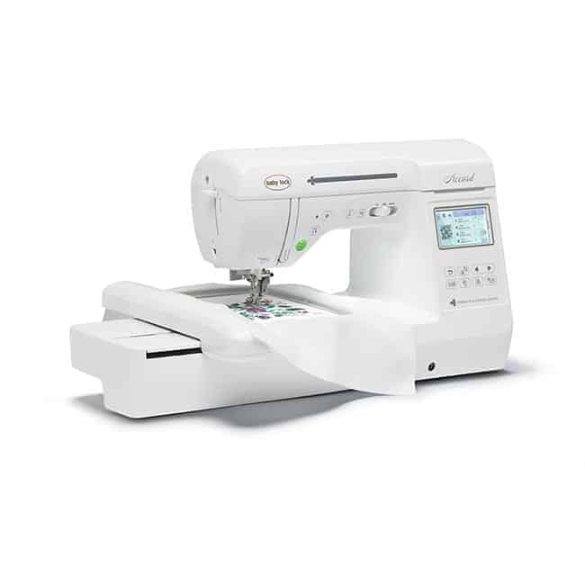 Baby Lock Accord Sewing & Embroidery Machine (BLMCC)