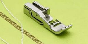 Baby Lock Cover Chain Stitch Foot - BLE8