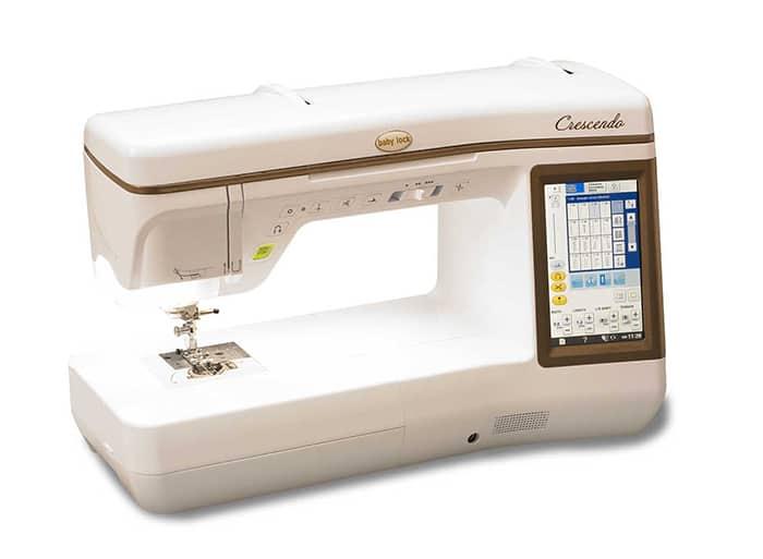 Baby Lock Crescendo Quilting & Sewing Machine