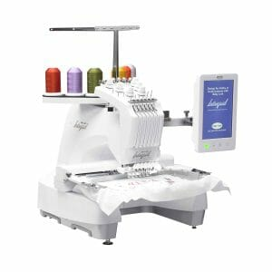 Baby Lock Intrepid Embroidery Machine - BMT6