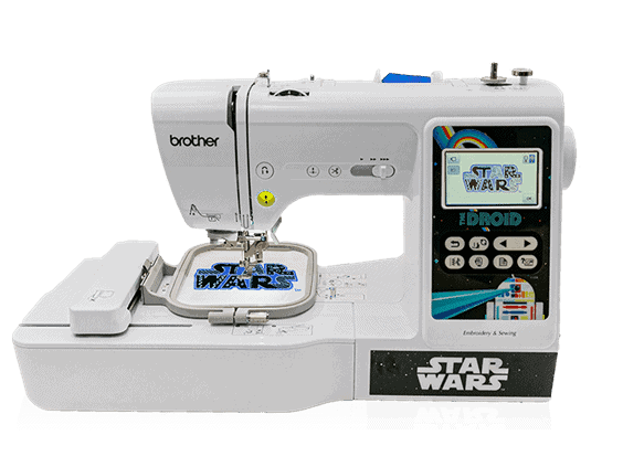 Brother LB5000S Star Wars Series Sewing and Embroidery Machine