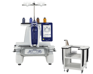 Brother Persona PRS100 Embroidery Machine with Free Stand