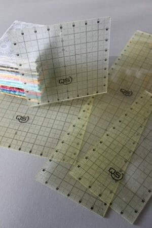 Quilter's Select Non Slip Quilting Rulers