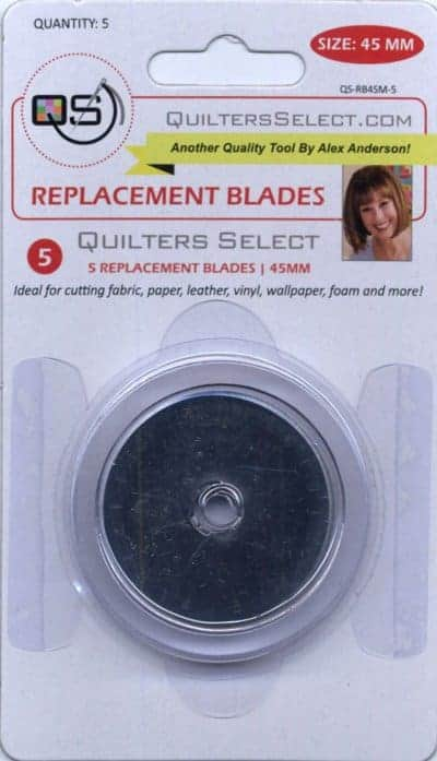 Quilter's Select Rotary Cutter - 45mm