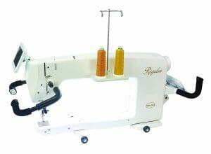 Baby Lock Regalia 20 inch Longarm Quilting Machine