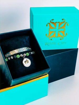 B-Sew Inn Custom Rustic Cuff Bracelet Set