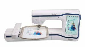 Brother Stellaire Innov-is XE1 Embroidery Machine with Disney