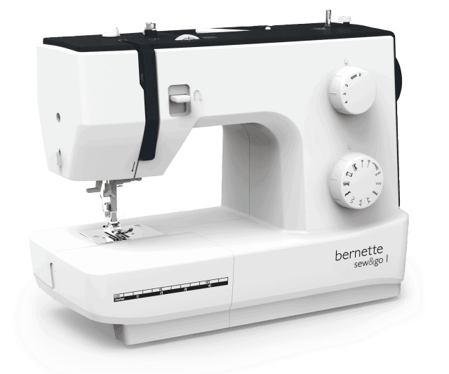 Bernette Sew&Go 1 Sewing Machine-ONLINE ONLY