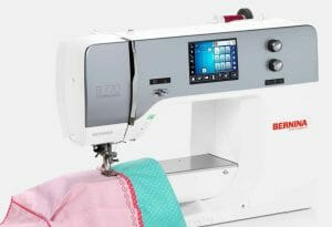 Bernina B 770 QE Quilters Edition Sewing & Quilting Machine